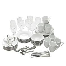 10 Strawberry Street 80-Piece Tableware Set