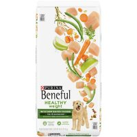 Purina Beneful Healthy Weight With Farm-Raised Chicken, Healthy Weight Dry Dog Food - 48 lb. Bag