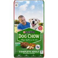 Purina Dog Chow Dry Dog Food, Complete Adult with Real Chicken (55 lb.)
