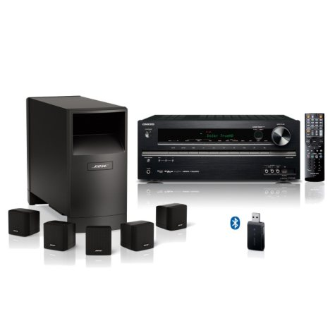 Bose 5.1 Home Theater Package