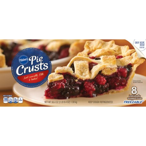 Pillsbury Pie Crusts (9 in. crust, 8 ct.)