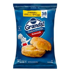 Pillsbury Grands Southern Homestyle Buttermilk Biscuits (38 ct.)