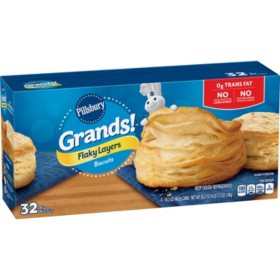 Pillsbury Grands! Flaky Layers Biscuits (4 pk.)