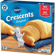 Pillsbury Original Crescent Rolls (8 oz., 4 pk.)