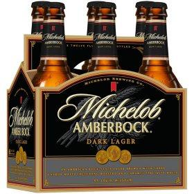 Michelob Amberbock Dark Lager Beer (12 fl. oz. bottle, 6 pk.)