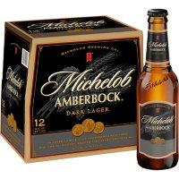 Michelob Amberbock Dark Lager Beer (12 fl. oz. bottle, 12 pk.)