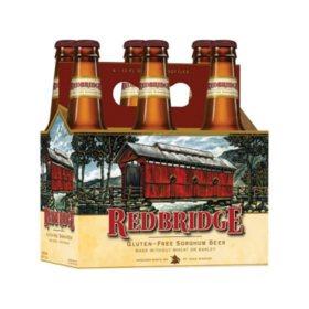 Redbridge Beer (12 fl. oz. bottle, 6 pk.)