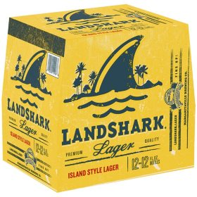 Land Shark Lager (12 fl. oz. bottle, 12 pk.)