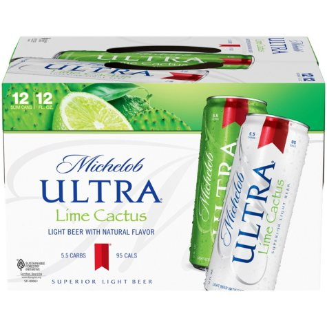 MICHELOB ULTRA LINE 12 / 12 OZ CANS