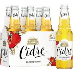 Stella Artois Cidre (11.2 fl. oz. bottle, 6 pk.)
