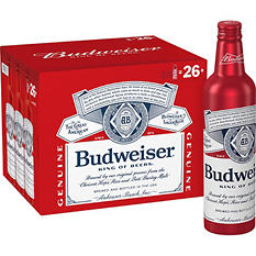 Budweiser (16 fl oz. bottle, 20 pk.)