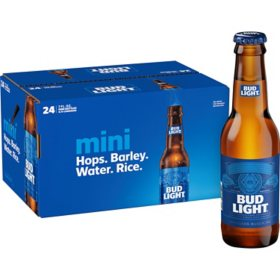 Bud Light Beer (7 fl. oz., 24 pk.)