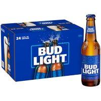 Bud Light Beer (12 fl. oz. bottle, 24 pk.)