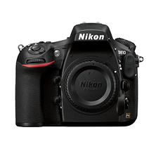 Nikon D810 36.3MP CMOS Sensor Digital SLR - Body Only
