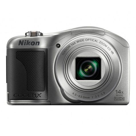 Nikon COOLPIX L610 16MP CMOS Sensor Camera with 14X Optical Zoom