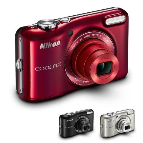 Nikon L28 20MP Digital Camera