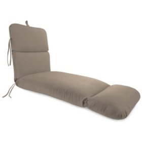 Sunbrella Chaise Cushion (Assorted Colors)
