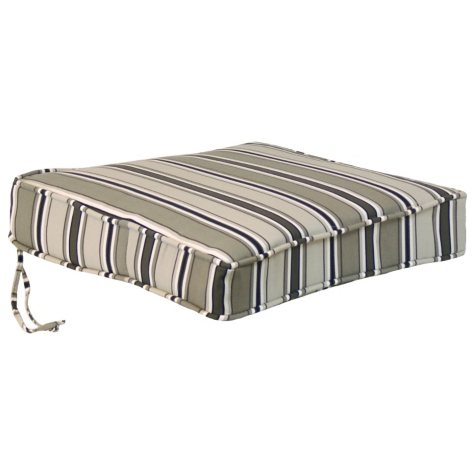 Replacement Deep Seating Cushion - Seat Only - Fallenton Coal