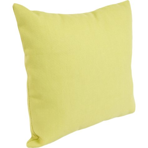 Accent Toss Pillow - Solid Apple