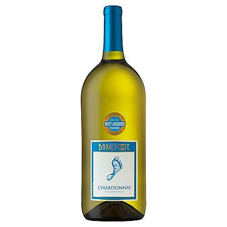 Barefoot Chardonnay White Wine (1.5L)