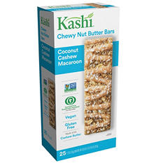 Kashi Chewy Nut Bar (1.23 oz. ea., 25 ct.)