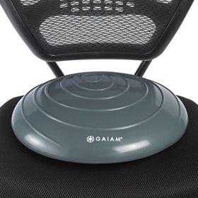 Balance Cushion, Gray (Polybag)