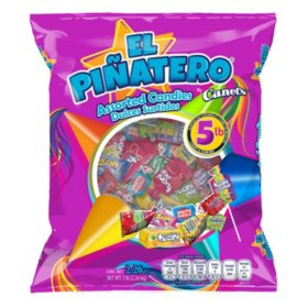 El Pinatero Pinata Party Candy Mix (5 lbs.)