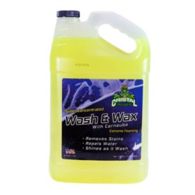Cristal Wash & Wax (1 gal. )