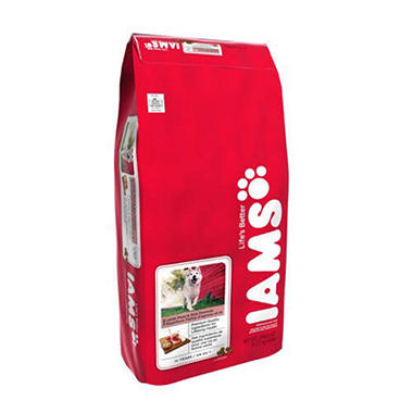 Iams® Lamb Meal & Rice formula -  48 lb. bag