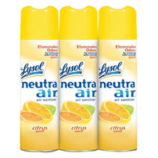 Lysol Neutra Air Citrus Scent  (16 oz..,3 pk.)