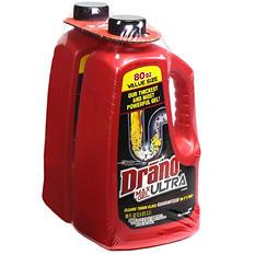 Drano Max Ultra Gel (80 oz., 2 pk.)