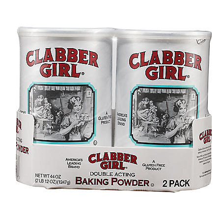 Clabber Girl Baking Powder (22 oz., 2 pk.)