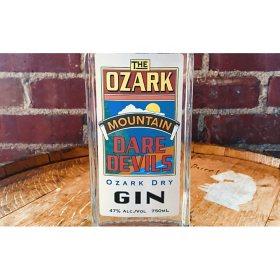The Ozark Mountain Daredevils Gin (750 ml)