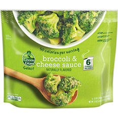 Green Giant Broccoli and Cheese (6 steamable bags)