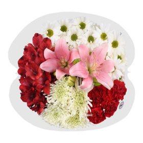 Valentine Premium Bouquet