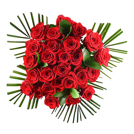 Elegant Rose Bouquet (34 stems)