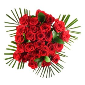 Elegant Rose Bouquet (34 stems)
