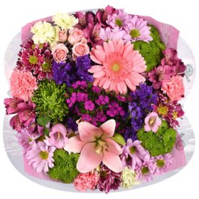 Premium Jumbo Bouquet, Assorted (variety and colors may vary)