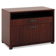 """basyx 30"""" Wide Manage Series Laminate File Center, Select Color"""