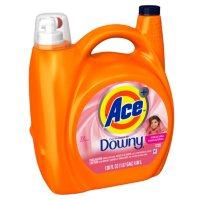 Ace Liquid Detergent Plus Downy April Fresh (138 oz.)