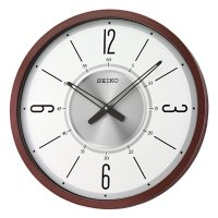 """Seiko 20"""" Abbott Wall Clock"""