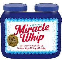 Miracle Whip Original Dressing (30 oz., 2 pk.)