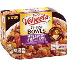 Kraft Velveeta Bean & Rice Burrito Bowl (9 oz.)