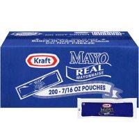Kraft Real Mayo (0.438 oz., 200 ct.)