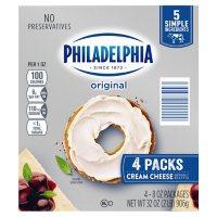 Philadelphia Original Cream Cheese (8 oz., 4 pk.)