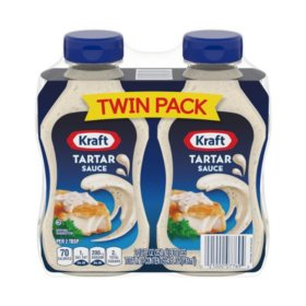 Kraft Tartar Sauce (12 oz., 2 pk.)