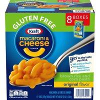 Kraft Gluten-Free Mac and Cheese (6 oz., 8 pk.)