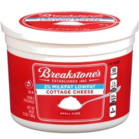 Breakstone's Cottage Cheese (3 lb. tub)