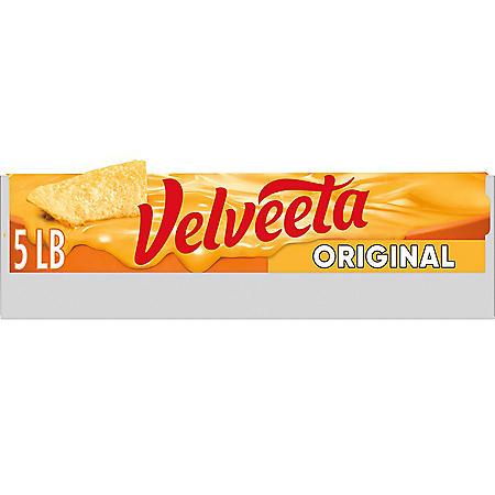 Velveeta Original Loaf (5 lbs.)