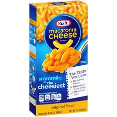 Kraft Original Flavor Macaroni & Cheese Dinner (7.25 oz.)